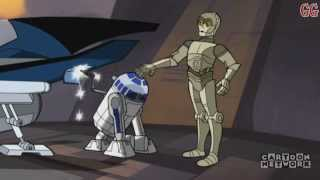 Star Wars: Clone Wars Chapter 1 HD (2003-2005 TV Series)