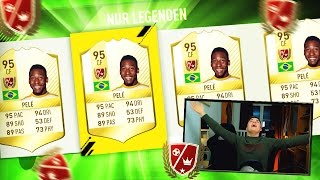 FIFA 17: OMG 95er PELE FUT DRAFT! ⚽⛔FIFA 17 ULTIMATE TEAM DEUTSCH