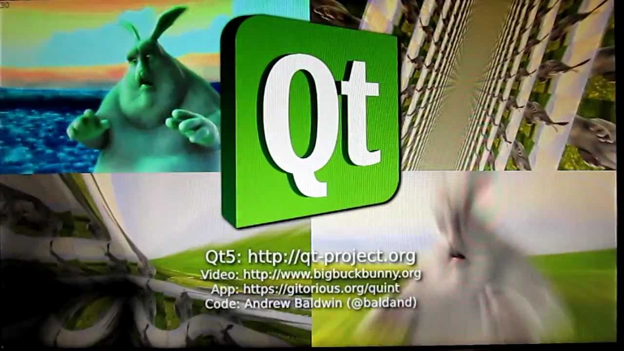 First look: Qt 5 makes JavaScript a first-class citizen for