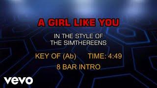The Smithereens - A Girl Like You (Karaoke)