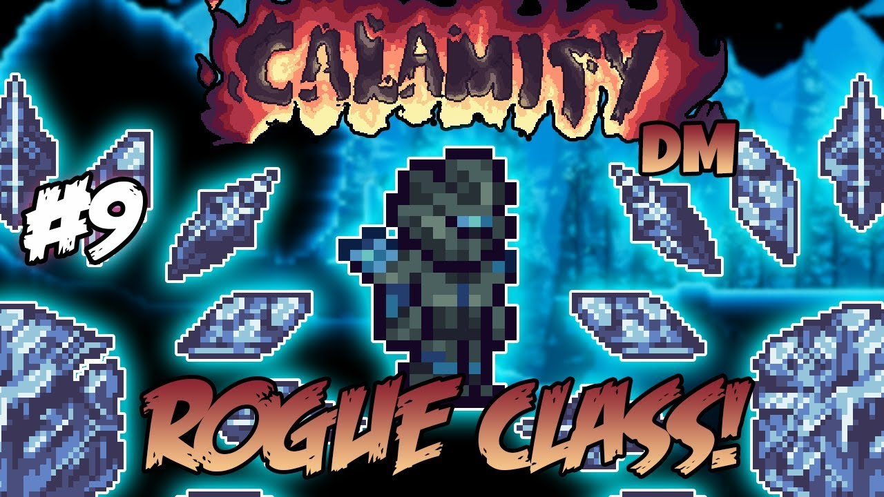 New Crystalline Upgrade + Cryogen Fight! Calamity Rogue Class Let's Play  ||Episode #9||