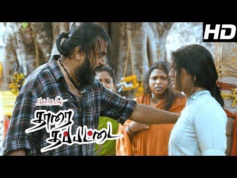 Tharai Thappattai Tamil Movie | Scenes | Sasikumar wants varalaxmi to marry R.K. Suresh | Sasikumar