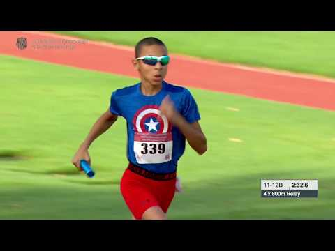 2017 AAU Club Championships - Day 1, Part 1