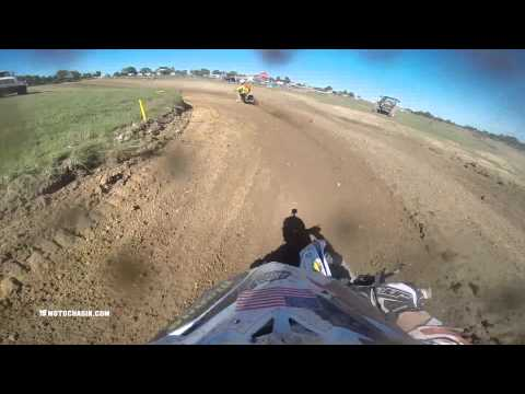 Dylan Greer Chase's Down Scott Meshey at the Vurb Classic -MotoChasin