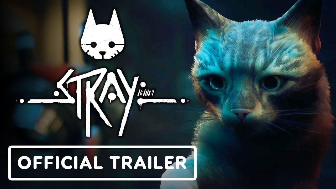 Download Stray - Official Gameplay & Release Window Trailer