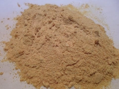 طريقة عمل السكر البنى من السكر الأبيض العادى فى البيت - وصفة حصريه
