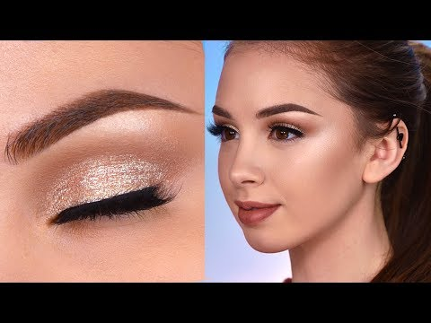 Natural & Easy Prom Makeup Tutorial