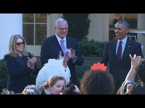 President Obama: I hope people say 'yes we cran'