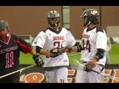 RIT on TV: Men's lacrosse wins 5th straight Liberty League title