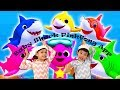Baby shark different versions and games, Pinkfong sing and dance animal songs - Educational app