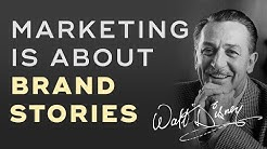 Disney Proves That Profitable Marketing Is About Brand Stories - Personal Branding Ep. 11