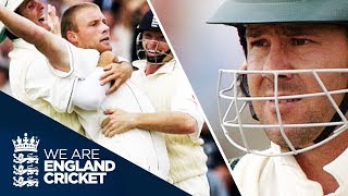 Flintoff's Magic Over To Ponting: 2nd Ashes Test Edgbaston 2005 - Full Coverage