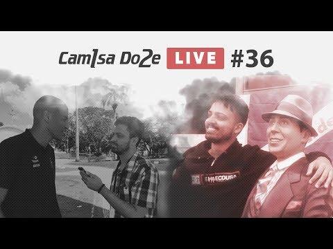 Live #36 - Frederico Ribeiro