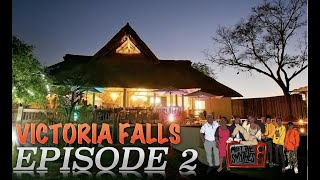 'AFRICA ROAD TRIP'  🚙🌍 | Ep 2 Victoria Falls | Family Vlog🎥