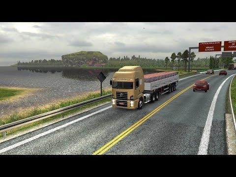 ETS 2 - Mapa EAA Edição - Palmas/TO X Itumbiara/GO