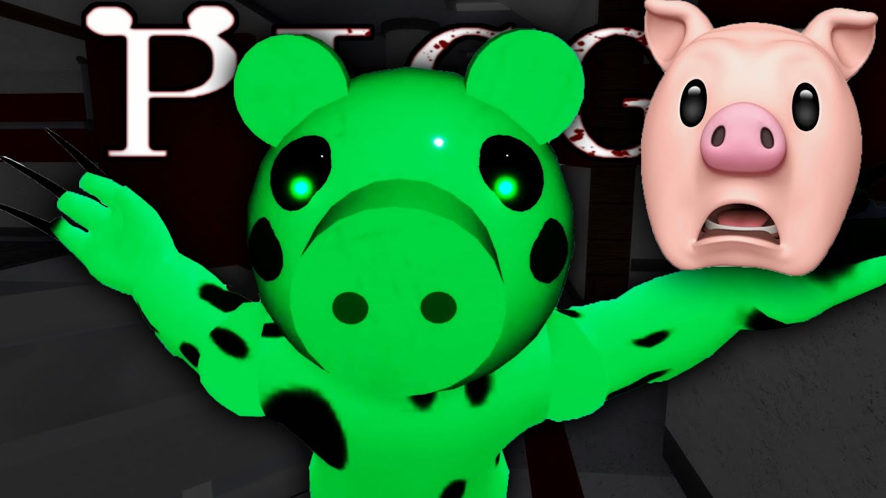 Piggy Roblox City Background Dinopiggy Update Roblox Piggy Youtube