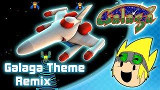 Galaga Theme Remix (as simple as nostalgia itself)