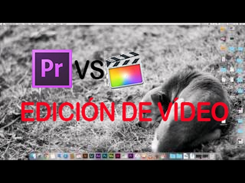Adobe Premiere Pro o Final Cut Pro X | Comparativa y tutorial edición de vídeo |KTX172 |Tutorial
