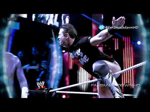 2011/2013: The Miz 5th WWE Theme Song -