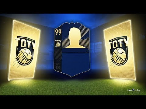 TEAM OF THE YEAR MARQUEE MATCHUPS! - TOTY SBC 18 Ultimate Team