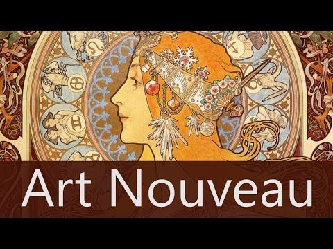 Art Nouveau - Overview - Goodbye-Art Academy