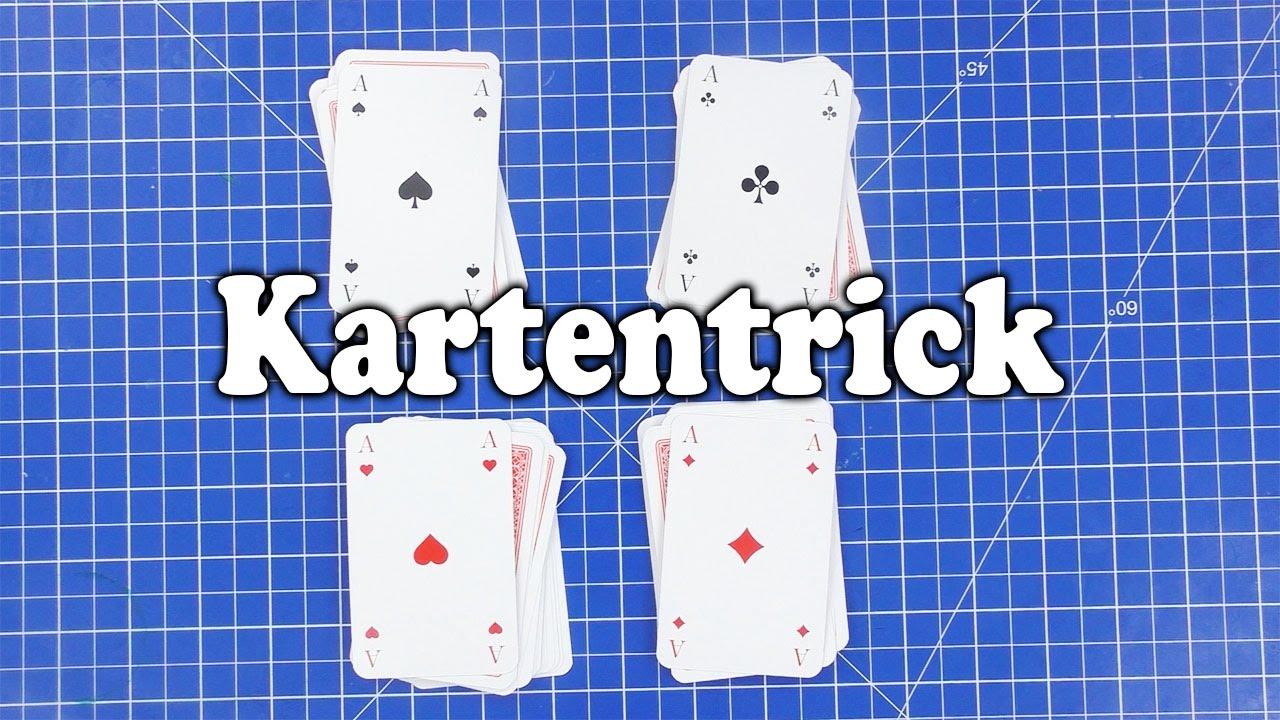 Einfache Zaubertricks