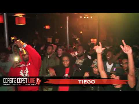 Tiego Money Performs at Coast 2 Coast LIVE | Jacksonville All Ages Edition 2/6/18 - 1st Place