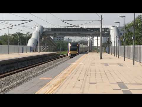 [KTM Komuter] Class 92 SCS 19 arriving Sungai Petani Station