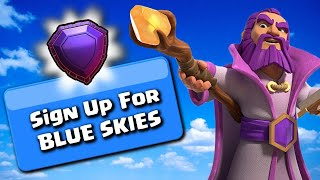 CLOUDS ARE FIXED!?  OPERATION BLUE SKIES EXPLAINED!  Clash of Clans June 2019 Update