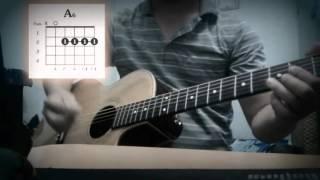 Hướng dẫn guitar  Như Ngày Hôm Qua  Sơn Tùng hợp âm chuẩn