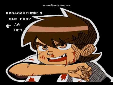 Game Over: Ben 10 Sega Genesis