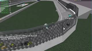ROBLOX NASCAR Sim Racing Fan Series Race 1: Texas