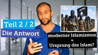 Warum sich Muslime nicht von Terroranschlägen distanzieren | Die Antwort an Rayk Anders | Teil 2/2