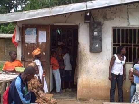 Cameroon: LE PETIT MARCHE DE MVA`A (The Market)