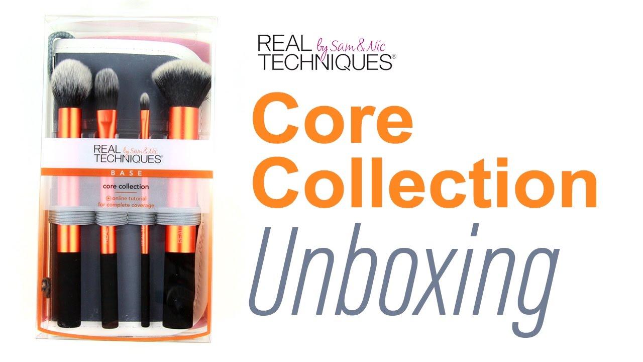real techniques core collection prisjakt