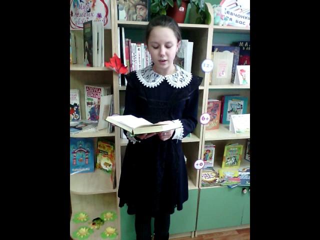 Изображение предпросмотра прочтения – МарияФатнева читает произведение «Ангел» И.А.Бунина