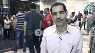 رصد| الصحفي أحمد عبد العزيز يروي شهادته  حول اقتحام  الأمن للنقابة واعتقال عدد من أعضائها