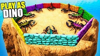 Dinos Creatu Ark Survival Evolved Gameplay | The Noob: Official