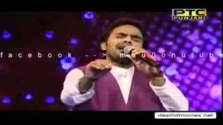 performace of deepesh rahi kade pind yaad aunda kade maa yaad aundi