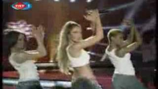Eurovision 2009 - Hadise Düm Tek Tek (New Music) »»»DuYGuSuZ`iFaDe«««