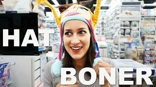 HAT BONER! | Vlogmas Day 15 Thumbnail