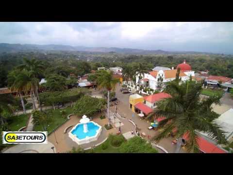 Parque Nahuizalco || Ruta de las Flores, El Salvador