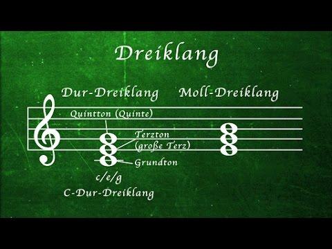 Akkord und Dreiklang - Trailer Schulfilm Musik