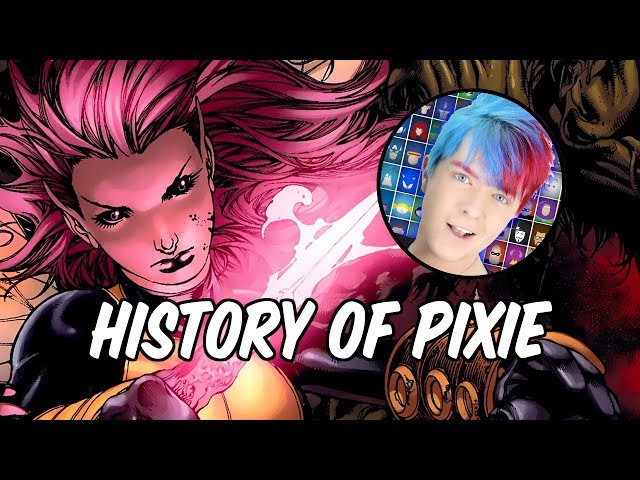History of Pixie