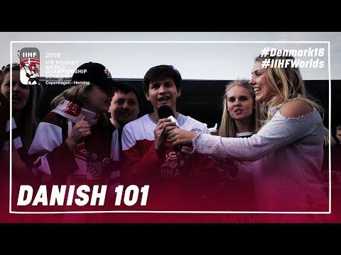 Can you pronounce Danish words? | #IIHFWorlds 2018
