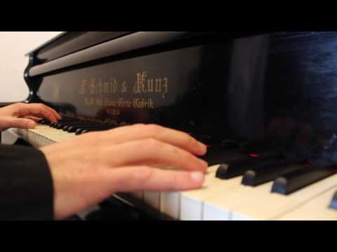 Yumeji's theme - Shigeru Umebayashi - Piano cover