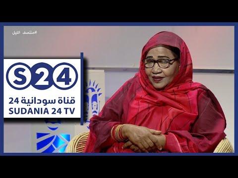 جميلات فوق الخمسين - برنامج منتصف الليل - رمضان 2017