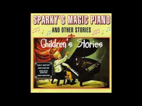 Children's Stories - Sparky's Magic Piano