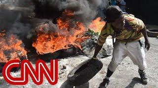 Americans trapped in Haiti hotel amid rioting thumbnail