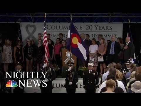 Dark Secret Place - Colorado Pays Tribute To Columbine Victims, 20 Years Later